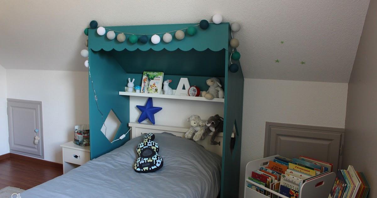 le r cr art delfie kids t te de lit cabane pour lit enfant farrow fall vardo. Black Bedroom Furniture Sets. Home Design Ideas