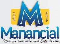 Rádio Manancial FM 94,9 de Maringá PR
