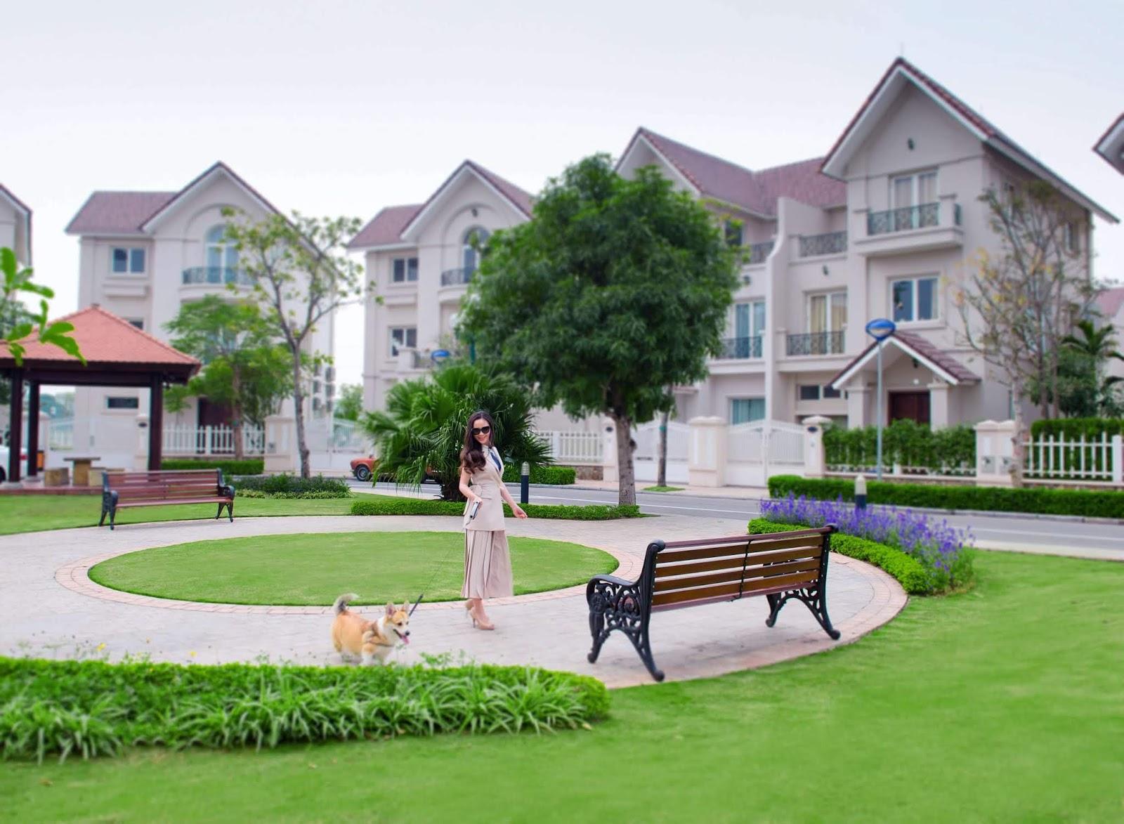 Long Biên là quận có không khí trong lành hàng đầu.