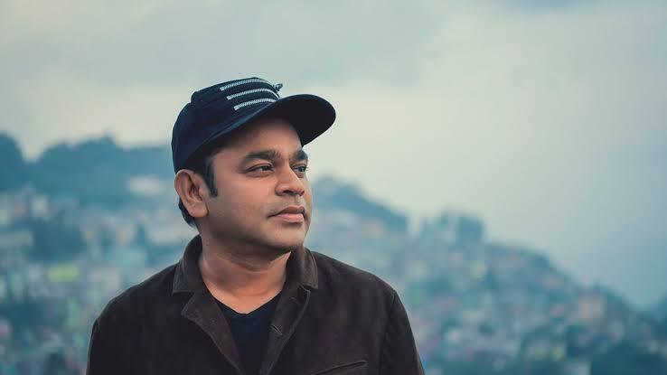 Oscar-winning Music Director AR Rahman