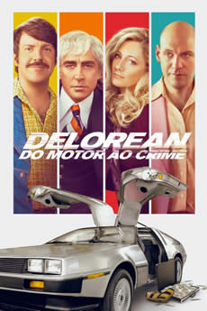 Baixar Delorean: Do Motor ao Crime