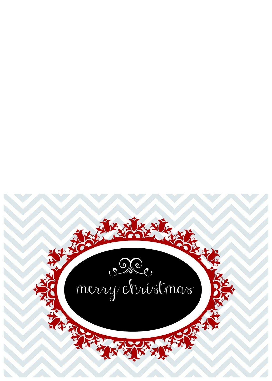 Personalize Christmas Card