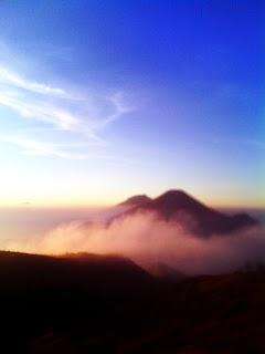Gunung Prau Gambar Sunrise Semoga Bermanfaat Bagi Terima Kasih Atas