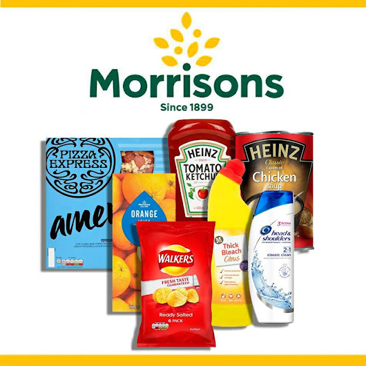 Online Weekly Offers: Morrisons latest offers 24 March – 7 April, 2017