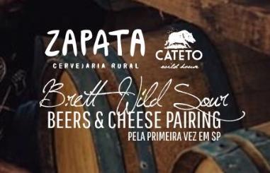 """Cateto organiza evento de cervejas e queijos em parceria com a """"Zapata Cervejaria Rural"""""""