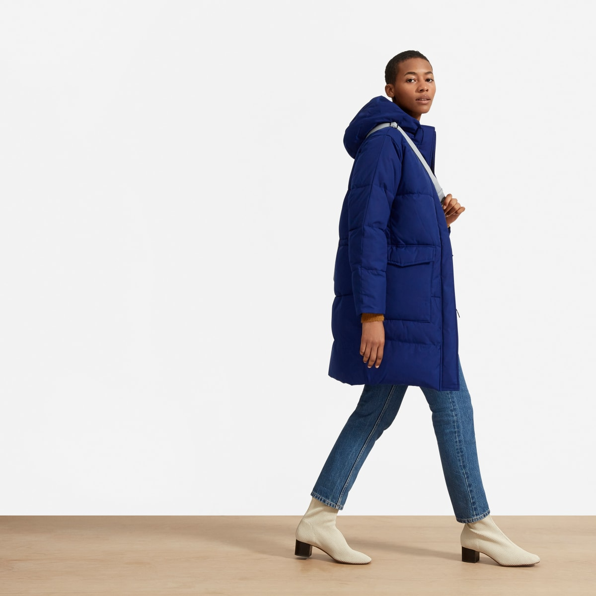 10 Must-Have Basics to Purchase From Everlane – The ReNew Long Puffer
