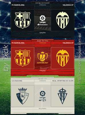 PES 2018 Spanish Scoreboard by Txak