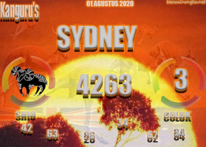 Kode syair Sydney Sabtu 1 Agustus 2020 269
