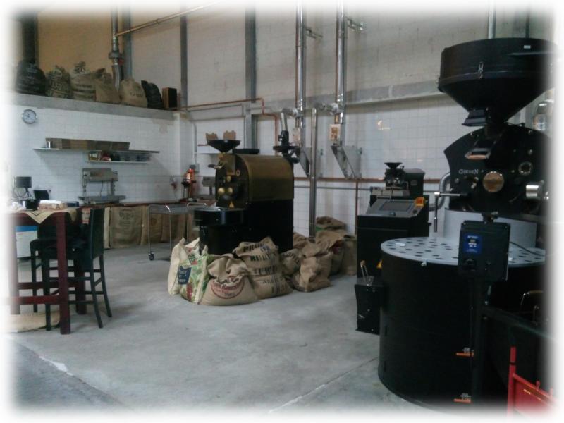 Kaffeerösterei Rigano
