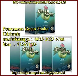 green shake jovem untuk menjaga kesehatan pencernaan