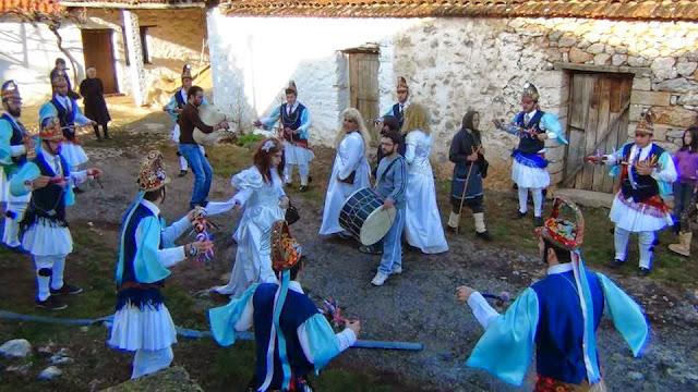 Αποκλειστικό: Οι Μωμόγεροι στο Διεθνή κατάλογο της Unesco!