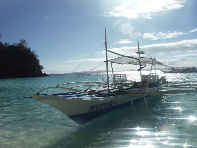 boat coron philippines palawan