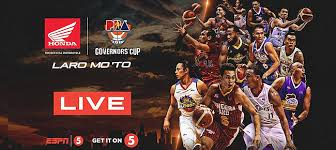 PBA Live Streaming Links (International and Local)