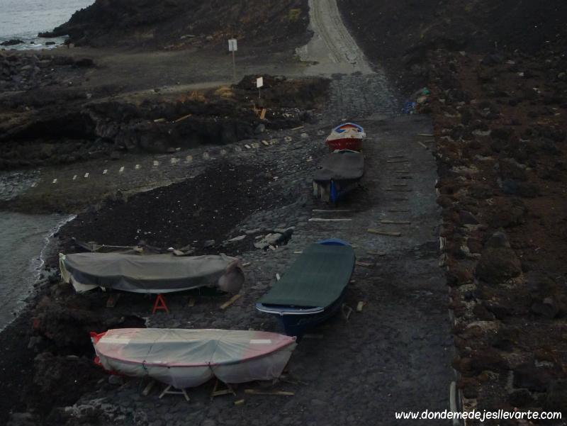 Paseando por el Faro de Punta de Teno