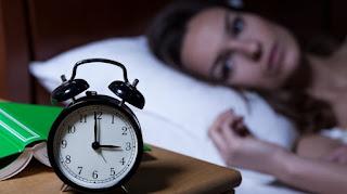 Cukupi waktu tidur