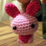 http://www.craftsy.com/pattern/crocheting/toy/crochet-bunny-keychain-amigurumi/169525?rceId=1445282792734~j41y77hq