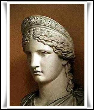 Diosa juno mitologia romana las revelaciones del tarot for En la mitologia griega la reina de las amazonas