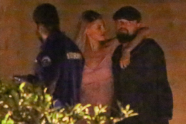 Leonardo DiCaprio and Kelly Rohrbach in Malibu: the paparazzi have made new pictures of couples