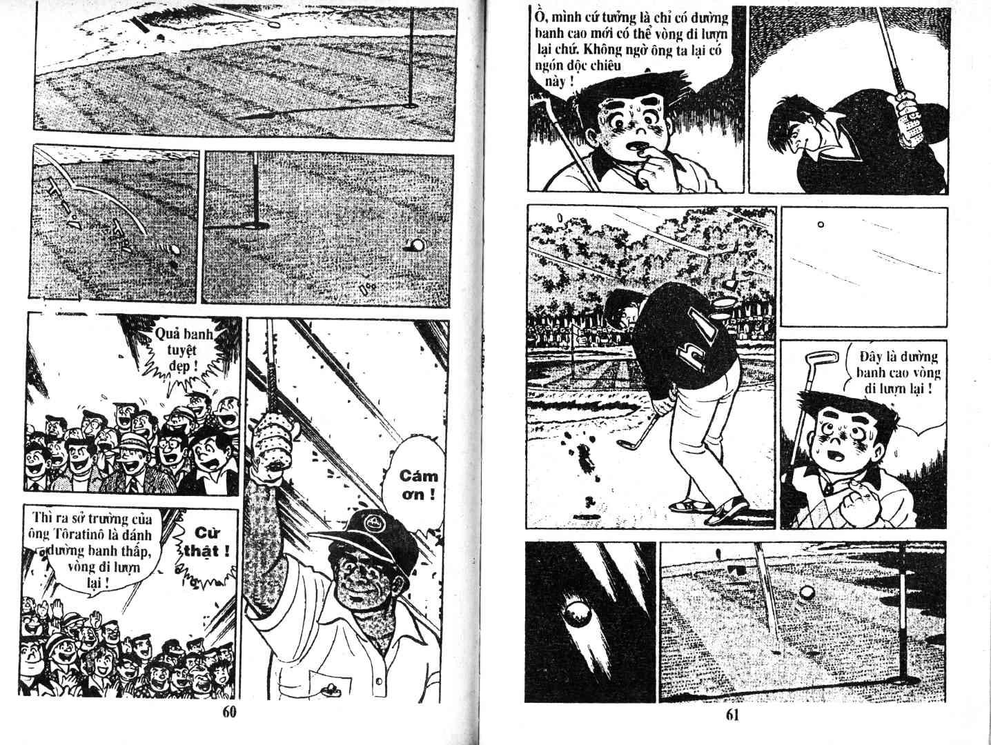 Ashita Tenki ni Naare chapter 46 trang 30