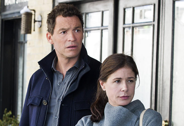 Noah y Helen en The Affair