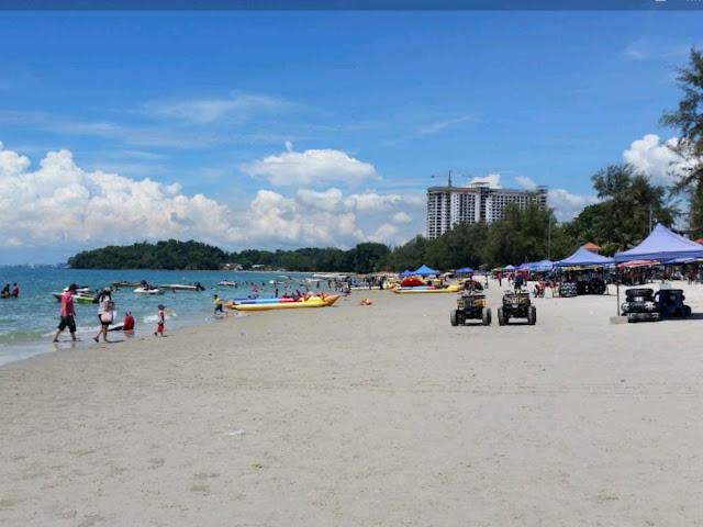 Percutian Ke Port Dickson - Pantai Teluk Kemang