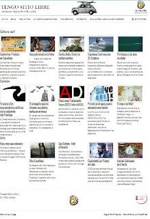 Tengo sitio libre - Cuaderno digital de Willy Uribe