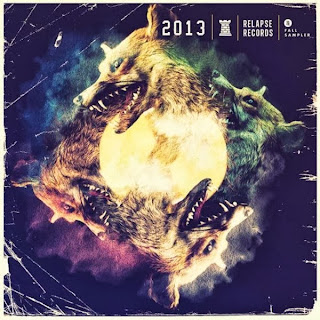 Relapse Records Fall 2013 Sampler [FREE]