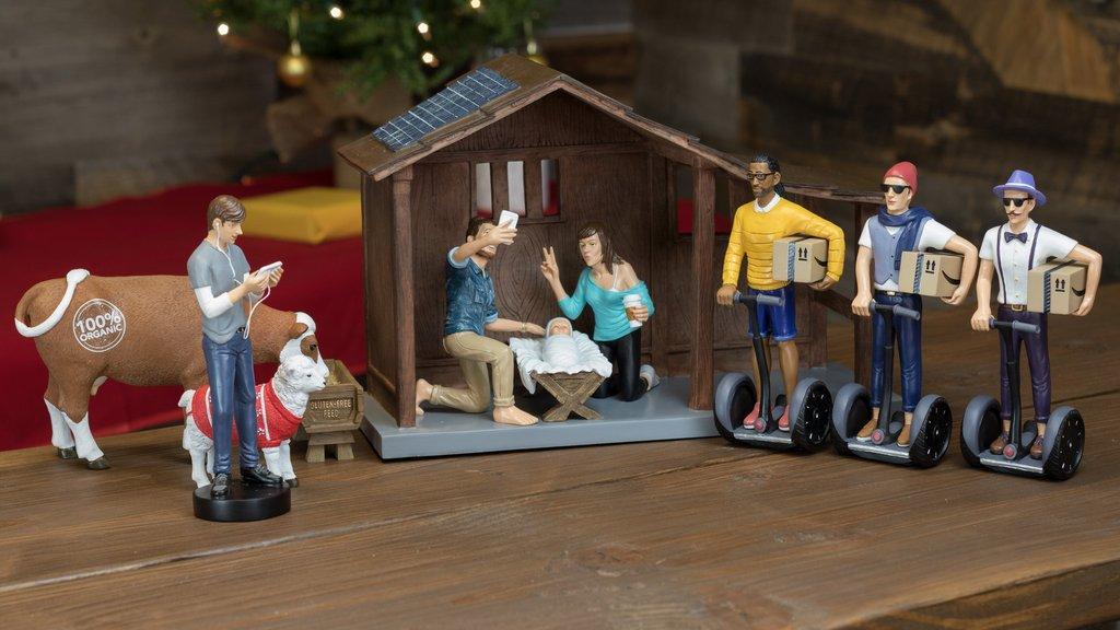 The Worst Nativity Sets Ever