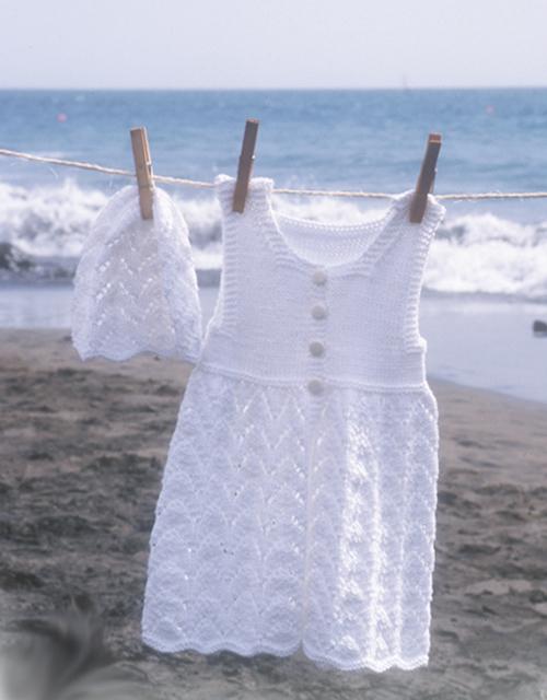 Beach Baby - Free Pattern