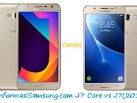 Samsung Galaxy J7 Core vs J7 (2016) Harga dan Spesifikasi