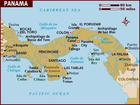 Panama Facts In Hindi