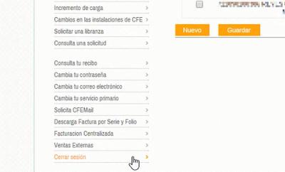 Tutorial: Cómo ver e imprimir tu recibo de CFE en linea ...