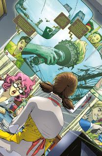 Rocket Girl Volumen 1 Tiempos al Cuadrado