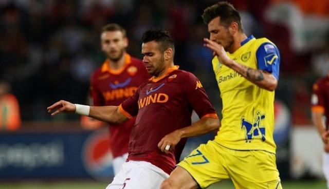Chievo Verona vs AS Roma en vivo
