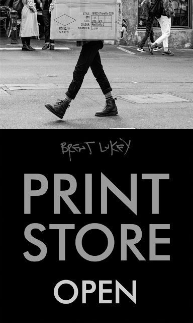 Melbourne Street Photography Print Store