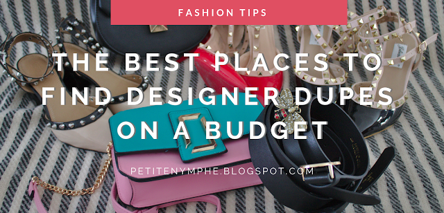The best places to find designer dupes on a budget