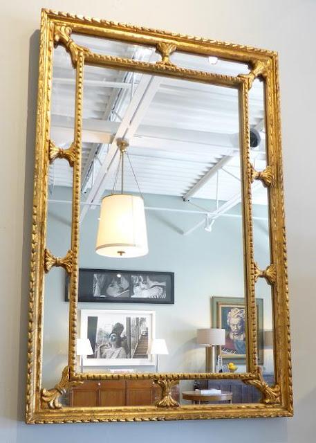 MICHAEL THOMAS : Davis Cabinet Company Mirror