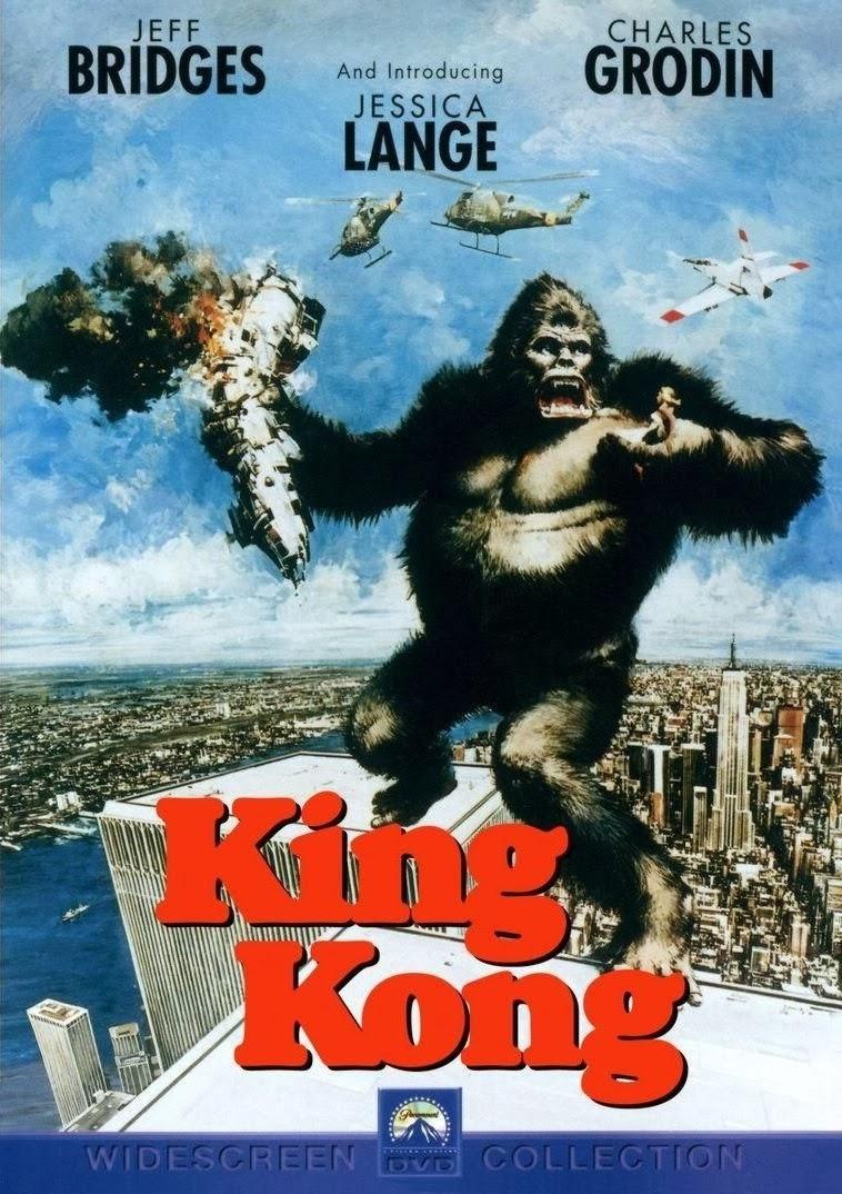 King Kong – Dublado (1976)
