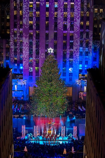 Annual Holiday Activities in New York City