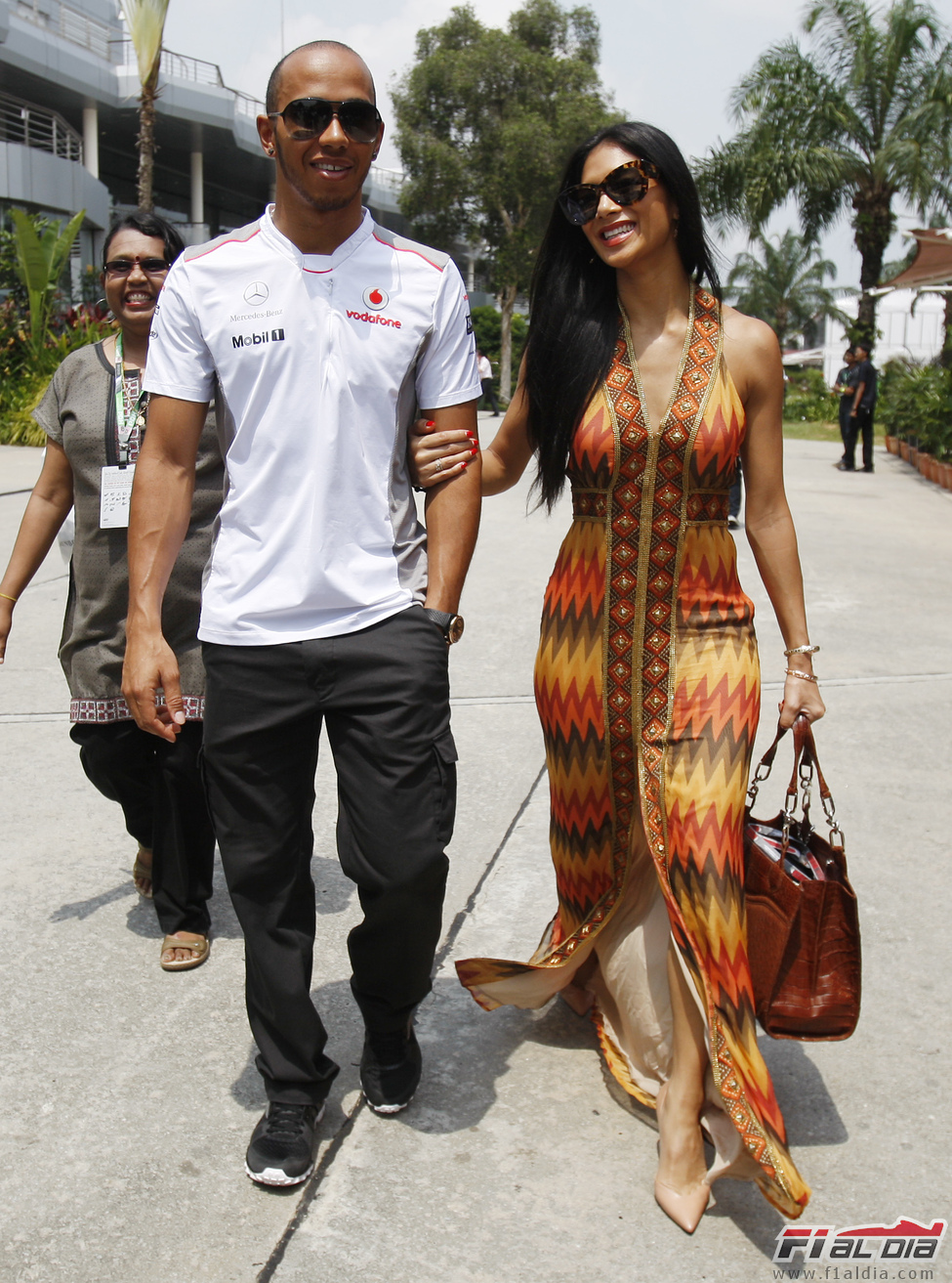 nicole scherzinger and lewis hamilton relationship quotes
