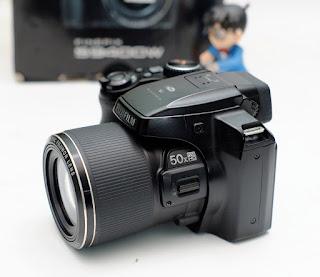 Jual Fujifilm Finepix S9400W ( Wifi ) Bekas