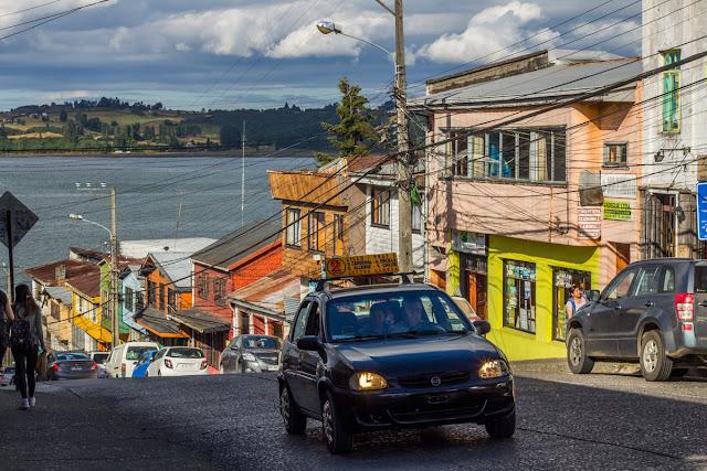 Aluguel de carroem Puerto Varas
