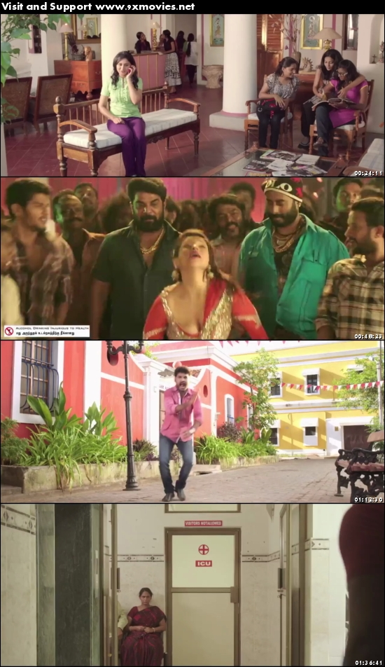 Kaaval 2015 UNCUT Dual Audio Hindi 480p HDRip