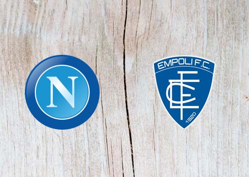 Napoli vs Empoli Full Match & Highlights 02 November 2018