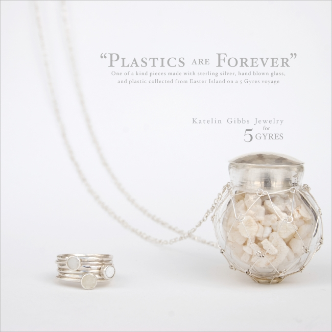 It's the Rheo Thing: Plastics are Forever Jewelry