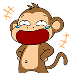 What The Monkey (Animated)