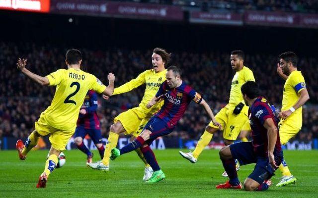 Prediksi Bola Barcelona vs Villarreal Liga Spanyol