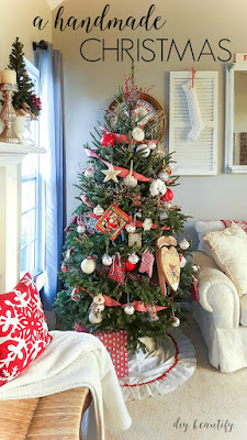 My top budget Christmas decorating secrets revealed! Find out more at diy beautify.