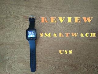REVIEW   Smartwach U8S   Caracteristicas   Configuración