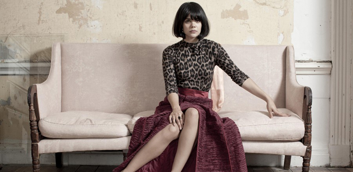 Fashionable Indie Musicians Bat for Lashes